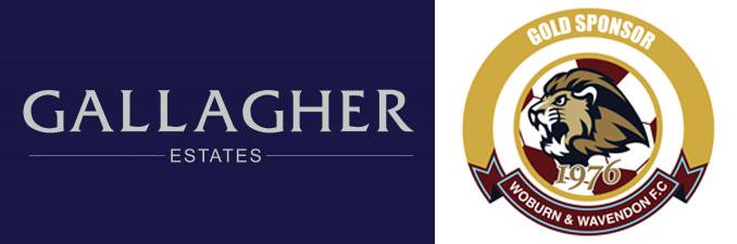 Gallagher Estates Proud Partner Sponsor of Woburn & Wavendon F.C