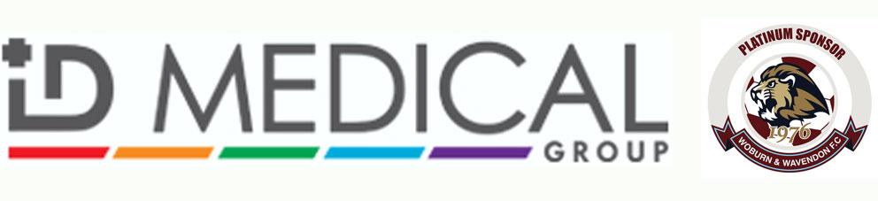 ID Medical Group Proud Sponsor of Lions U8 Hurricanes