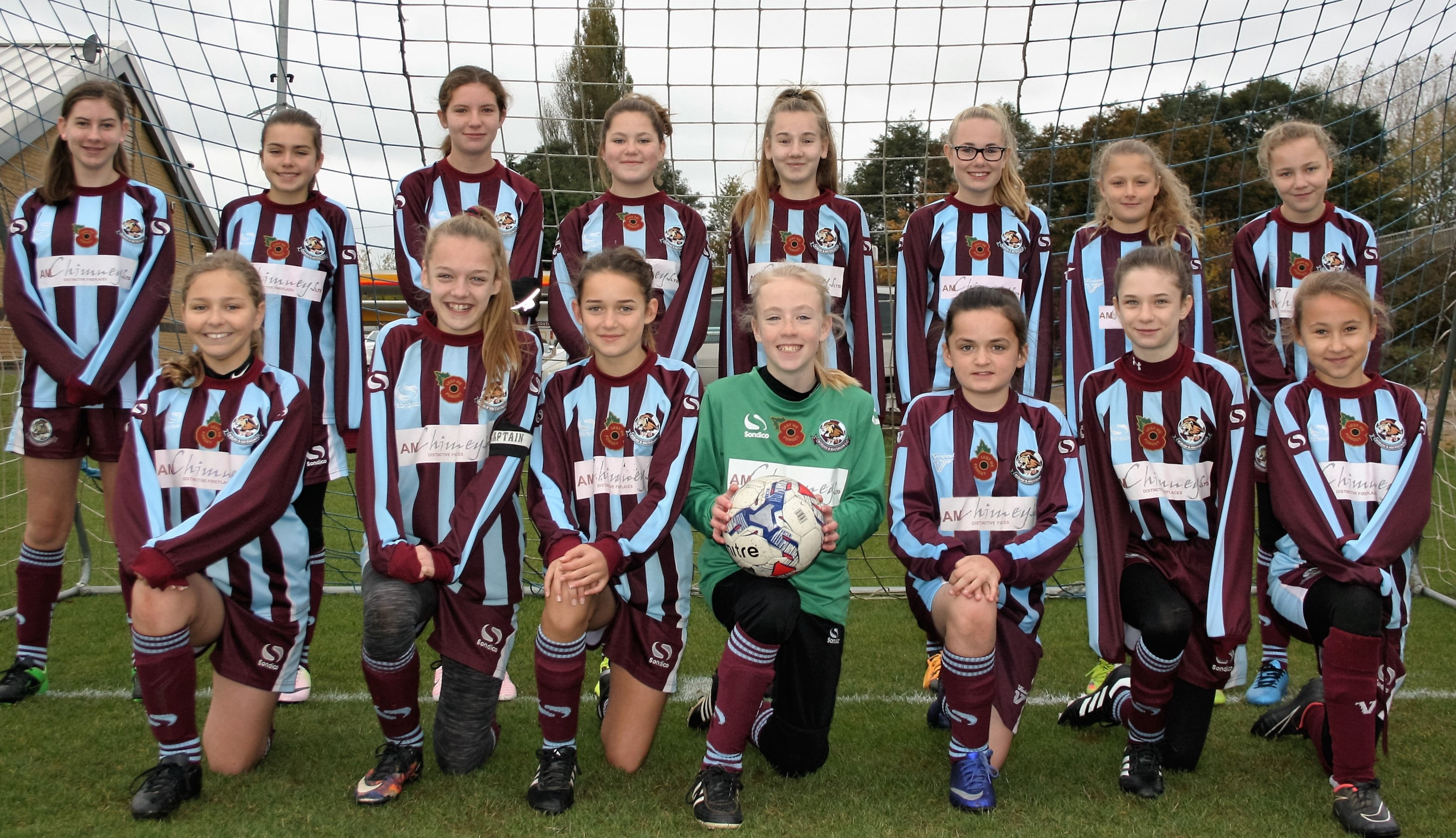 Lionesses U13s reach Cup Final after penalty shootout drama post thumbnail image