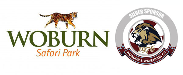 Woburn Safari Park Proud Partner Sponsor of Woburn & Wavendon F.C