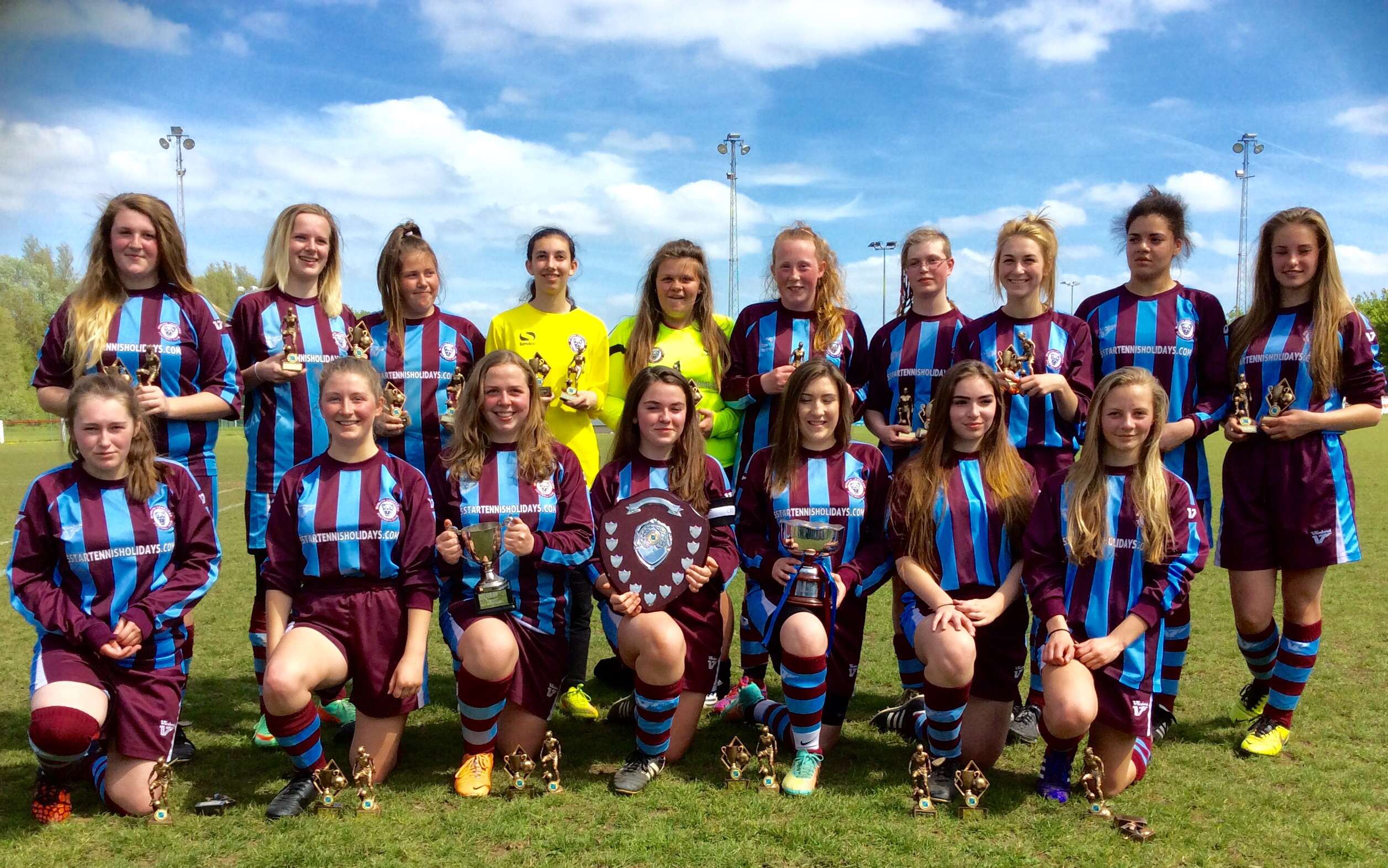 U18 Lionesses into County Cup Final! post thumbnail image
