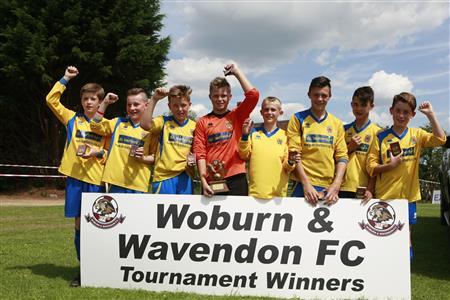 Tournament - U12 Winners