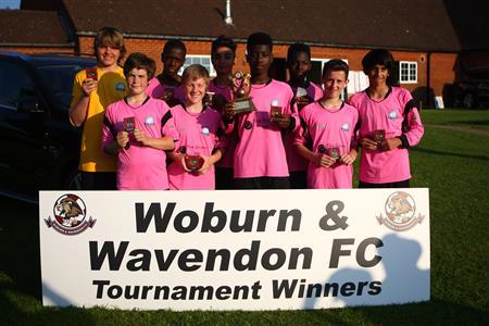 Tournament - U13 Winners