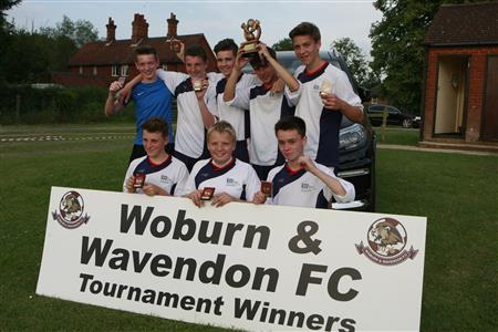 Tournament - U14 Winners