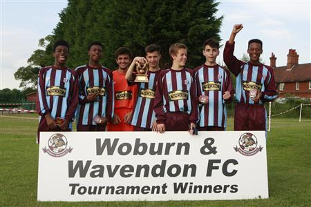 Tournament - U15 Winners