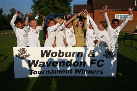 Tournament - U9 Winners