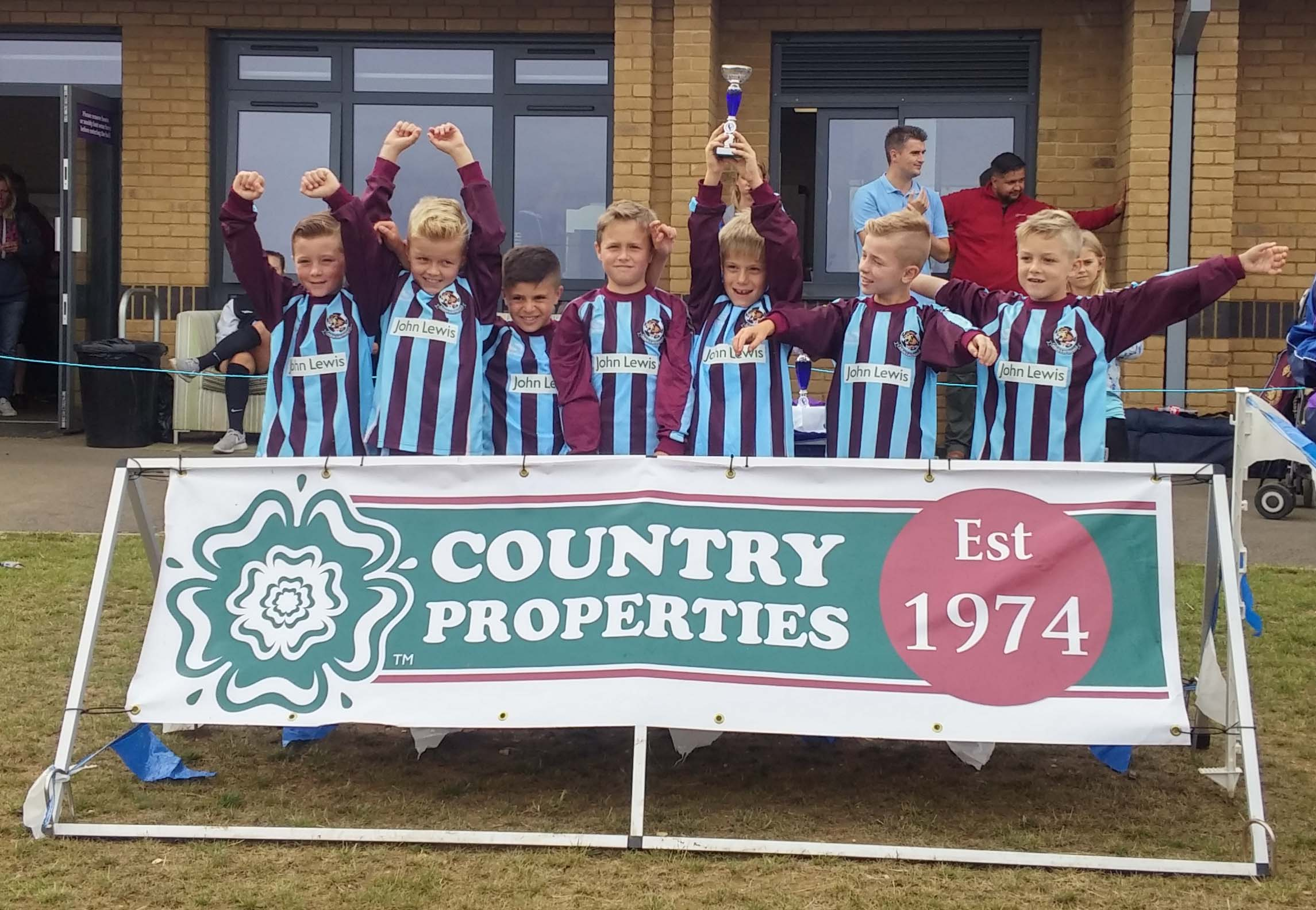 U9 WHIRLWINDS BRING HOME FIRST SILVERWARE OF THE NEW SEASON post thumbnail image