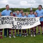2010 League Champions