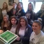 U16s Celebrate the Treble! 17th May 2015