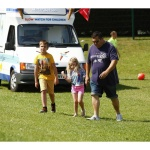 WWFC Lions Tournament 2015 - Dad The Ice Cream Van Is Back There