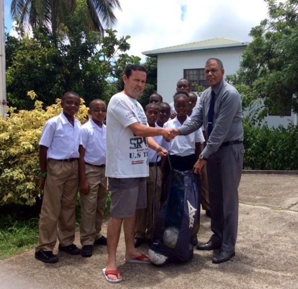 Grenada Kit & Equipment Arrives post thumbnail image