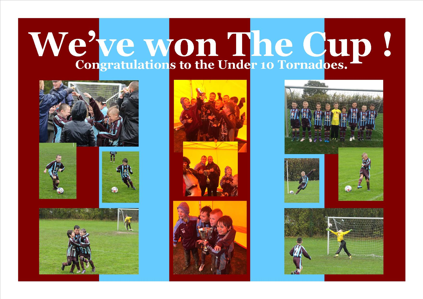 U10 Tornadoes go all the way ! post thumbnail image