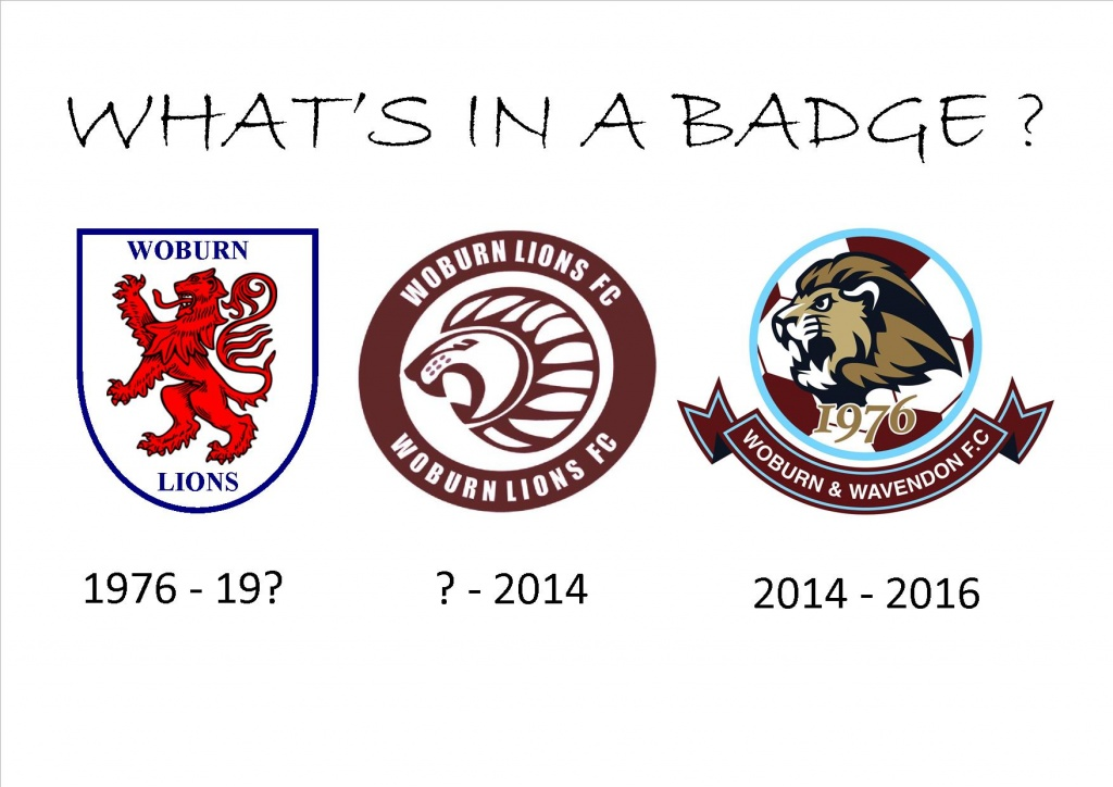 First Lions badge