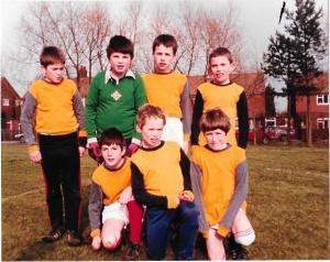 1985.. a team is born.