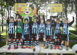 Whirlwinds U8s, 2016, City Colts tournament