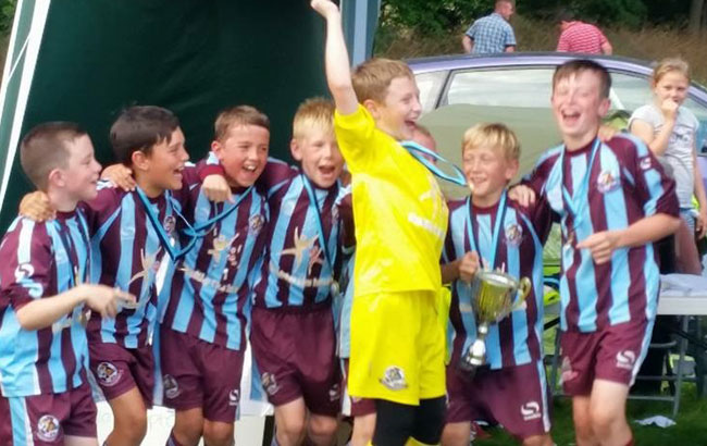 U10 Tornadoes Finish The Season In Style post thumbnail image