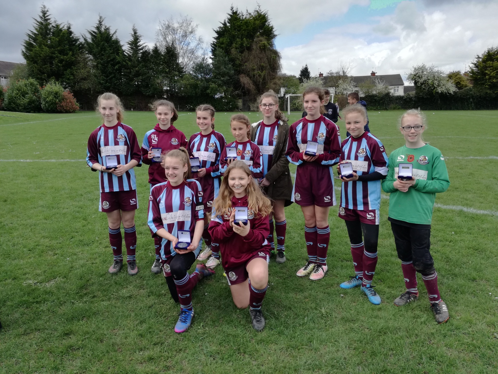 Cup final defeat for the Lionesses U13s post thumbnail image