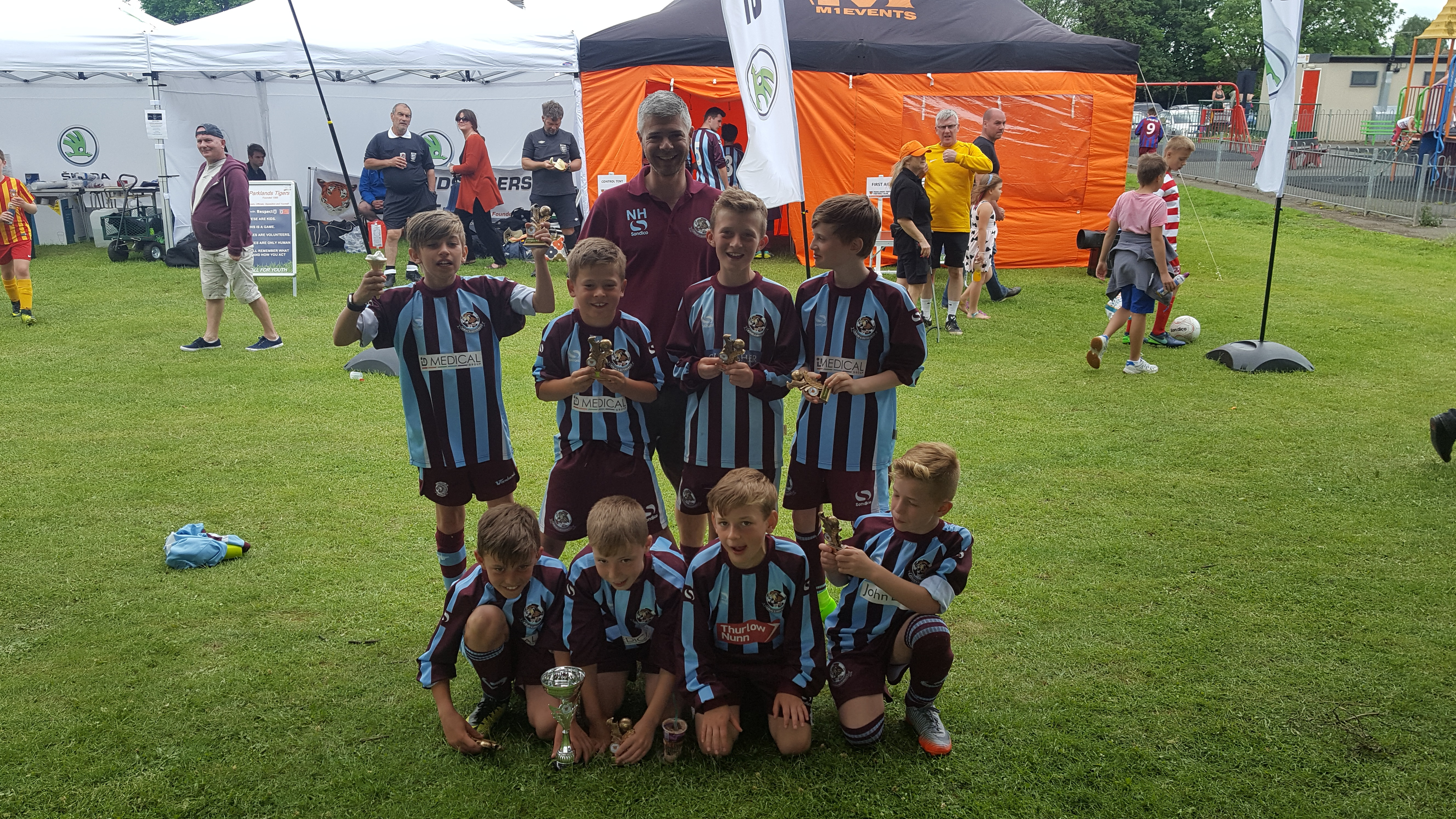 WINNERS AT PARKLANDS TIGERS post thumbnail image