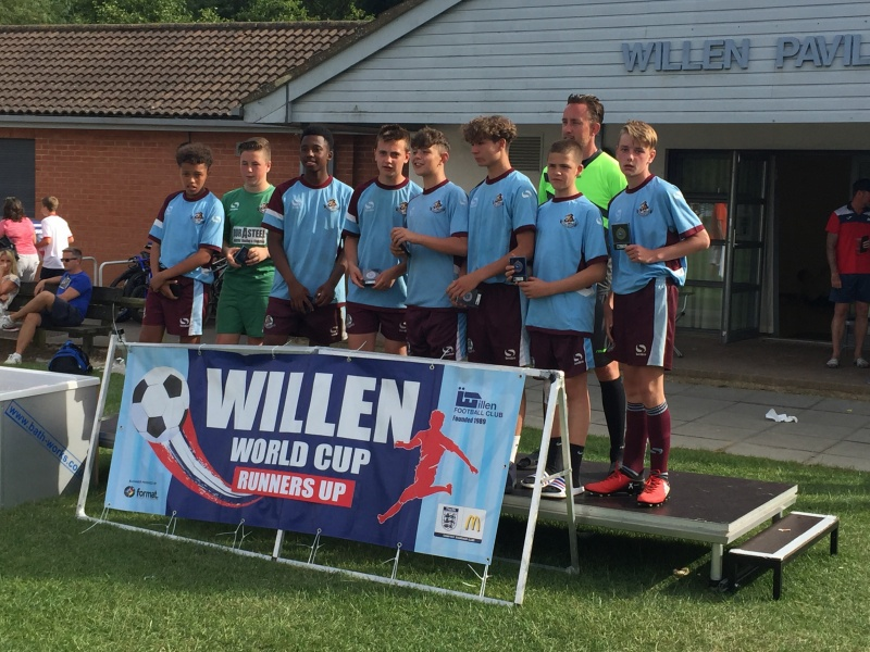 Tornadoes Runners Up At Willen post thumbnail image