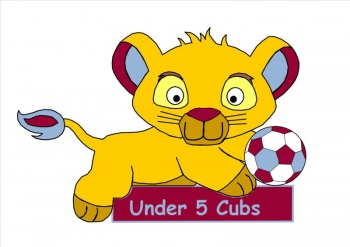 Kicking off with the next generation…Under 5s! post thumbnail image