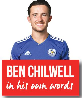 Ben Chilwell – Remembering where it all started…as a Woburn Cub! post thumbnail image