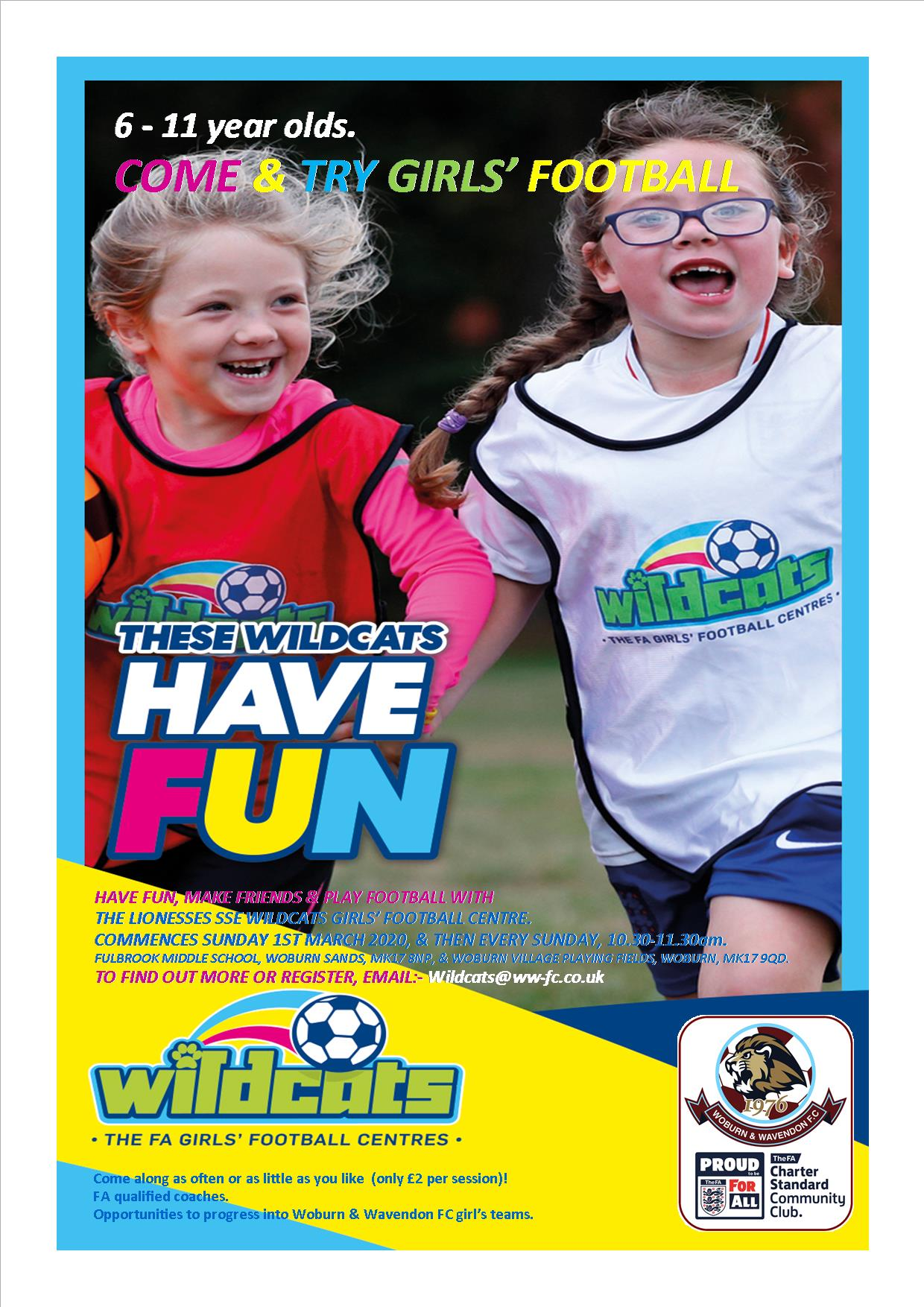 Our Wildcats Sessions are returning in 4 weeks! post thumbnail image